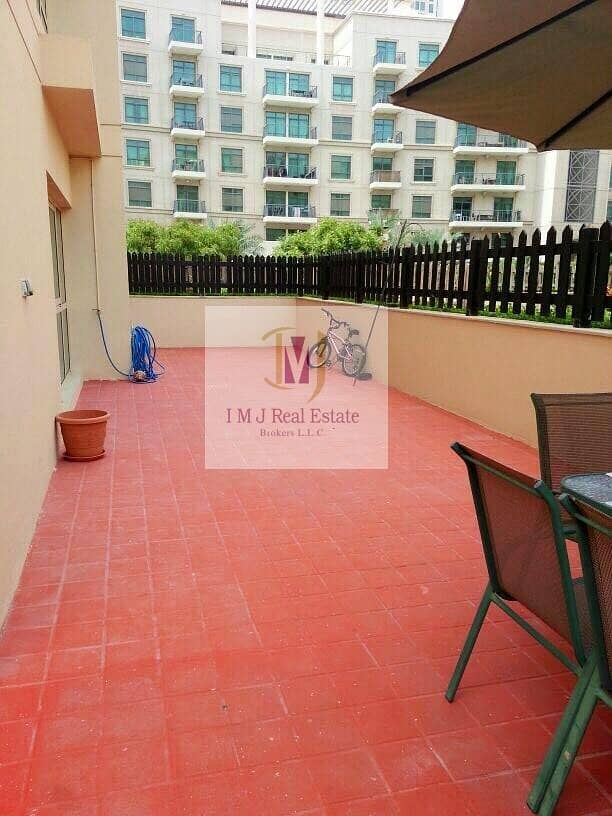 12 Well maintained 2 BR Unfurnished