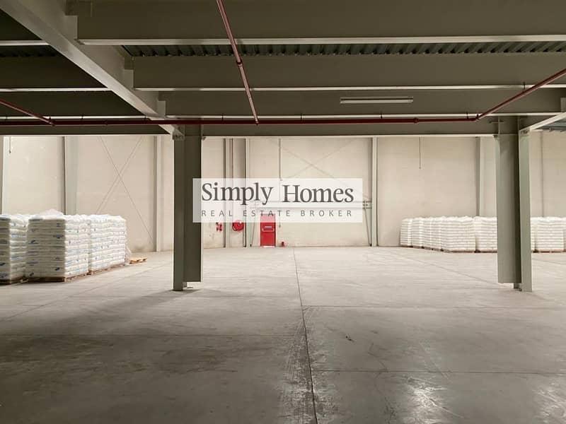 2 Exclusive   Best Deal Warehouse+Offices+Mezzanine