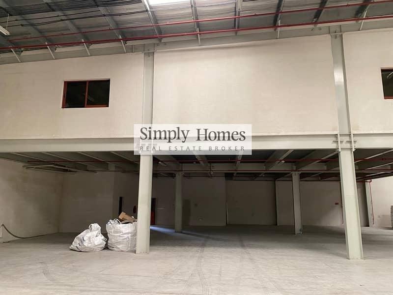 8 Exclusive   Best Deal Warehouse+Offices+Mezzanine
