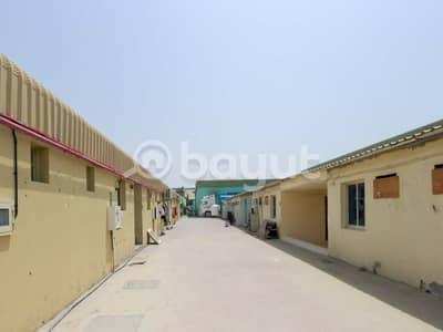 سكن عمال  للايجار في عجمان الصناعية، عجمان - Entrance