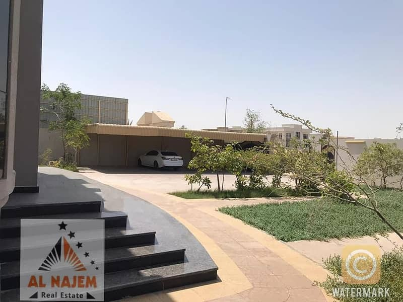 Villa for rent in the Al Jurf area. . . .