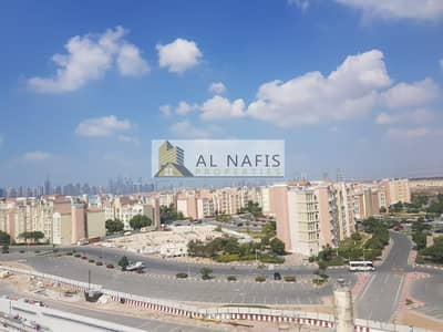 استوديو  للبيع في الفرجان، دبي - Fully Furnished Studio For Sale Metro View