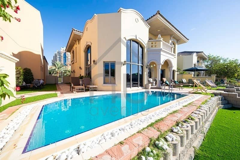 FULLY FURNISHED Luxury GH Villa | Atlantis View