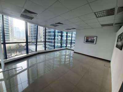 Office for Sale in Jumeirah Lake Towers (JLT), Dubai - Fitted Unit | Close to Metro | Jumeirah Bay X2