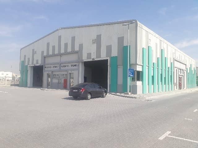 مستودع في المدينة الصناعية في أبوظبي مصفح 122000 درهم - 4732459