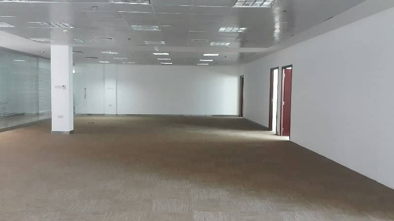 110 SQMT Fully fitted offices for rent in Mussafah industrial area Abu Dhabi