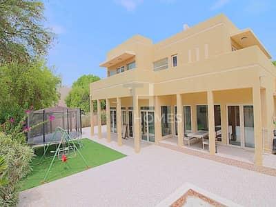 فیلا 5 غرف نوم للبيع في المرابع العربية، دبي - Family Home | Type5 | 5Beds+Maid | Quiet