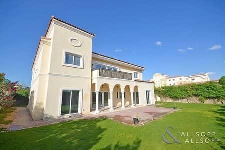 فیلا 5 غرف نوم للايجار في جرين كوميونيتي، دبي - Immaculate | 5 Bed Family Villa | Move Now