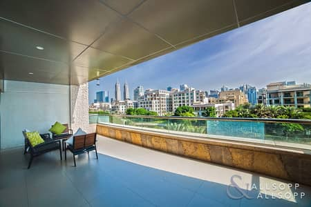 2 Bedroom Flat for Sale in The Views, Dubai - Fully Upgraded | Two Bedroom | Lake View