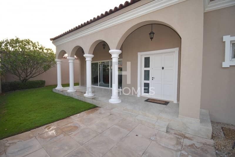 2 Upgraded  Opposite to Park  Pristine villa