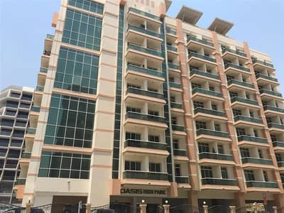 Studio for Rent in Dubai Silicon Oasis, Dubai - Spacious Studio Flat in Oasis High Park Building