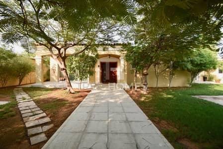 فیلا 4 غرف نوم للبيع في جرين كوميونيتي، دبي - Upgraded Villa | Opposite Pool | VACANT