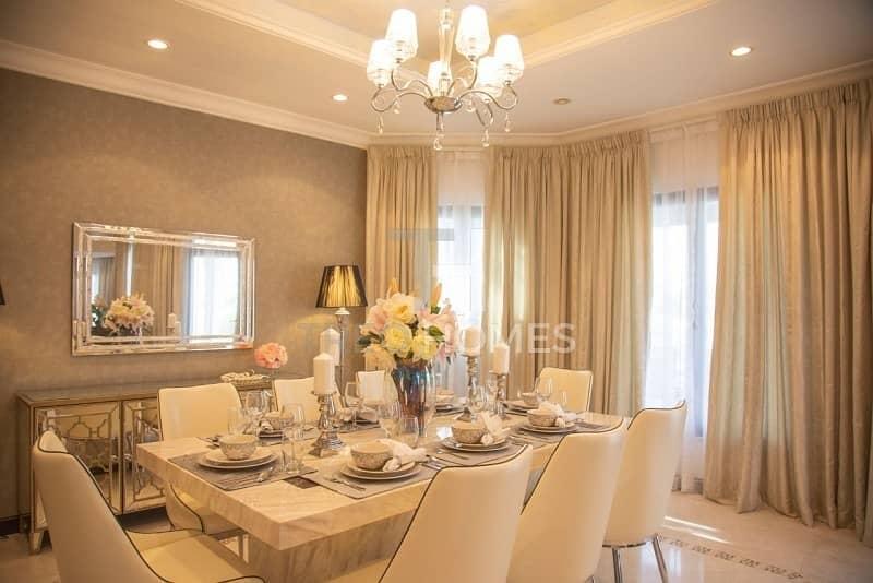 2 Amazing Value | Mid-number Villa | Central Rotunda
