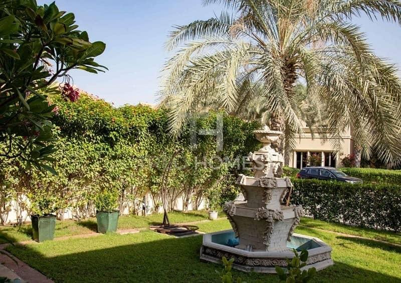 13 Amazing Value | Mid-number Villa | Central Rotunda