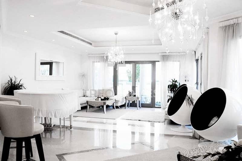 2 Upgraded Villa | Fully Furnished | Marina View