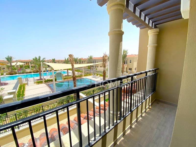 Premium Location | Best priced type A | pool view