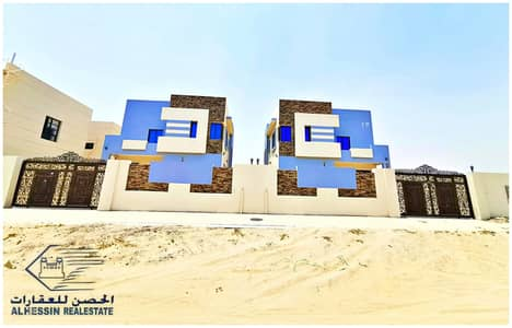 5 Bedroom Villa for Sale in Al Rawda, Ajman - New design special finishing villa with very nice price