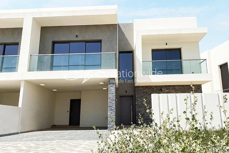 Excellent 4 BR Type X In Yas Acres