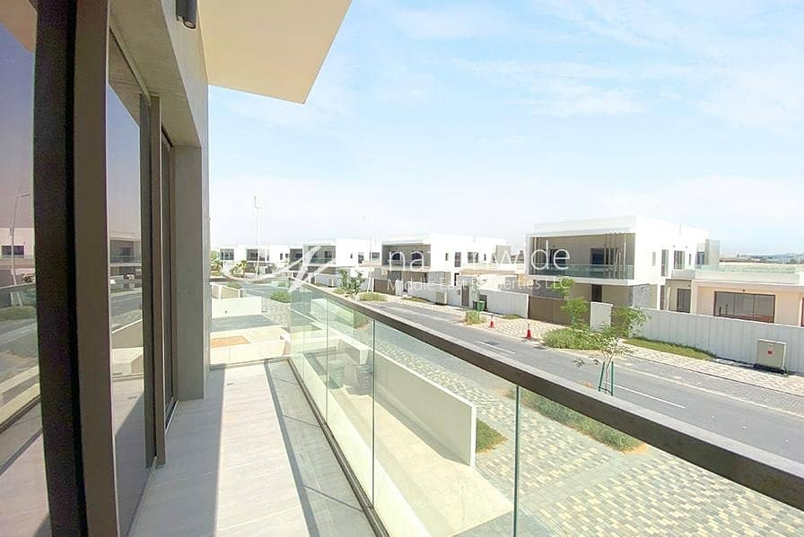 19 Excellent 4 BR Type X In Yas Acres