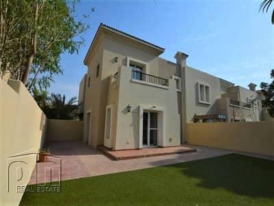 فیلا 3 غرف نوم للايجار في المرابع العربية، دبي - Well Maintained 3E - Close to Park and Pool