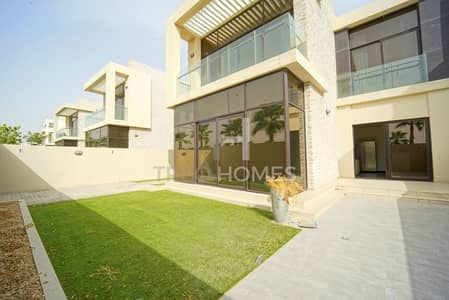 5 Bedroom Townhouse for Rent in DAMAC Hills (Akoya by DAMAC), Dubai - Luxury | Landscaped | 5Bed + Maids