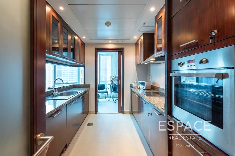 11 Spacious 2BR | Full Marina View | 2 Beds