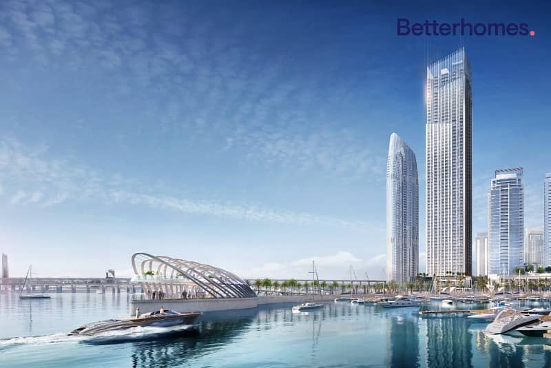 10 Off Plan | 2 Bedroom | Dubai Creek Harbour