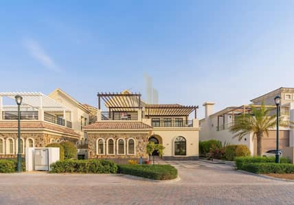 4 Bedroom Villa for Rent in Jumeirah Golf Estate, Dubai - Great Offer 4BR+M+Study | Wildflower | No Commission