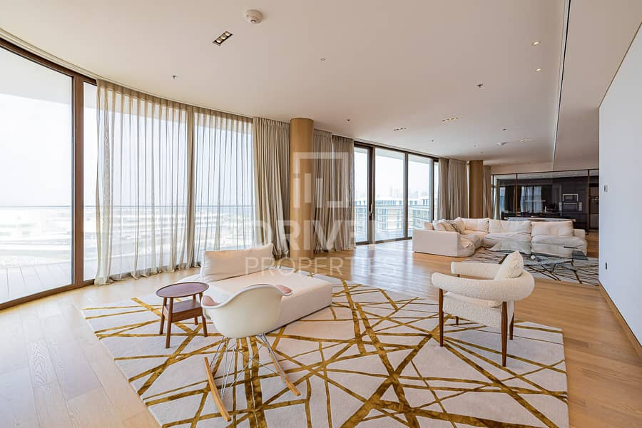 2 Luxurious 4 Br Penthouse | Full Sea View