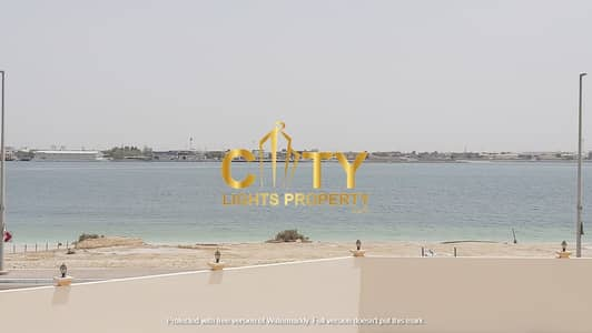 5 Bedroom Villa for Rent in Between Two Bridges (Bain Al Jessrain), Abu Dhabi - Brand New 5 Master Bedroom Villa | Direct Beach View