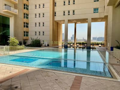 2 Bedroom Apartment for Rent in Dubai Production City (IMPZ), Dubai - Bright 2 BRs Apt. with Built-in Wardrobes | Road Facing View | Centrium Tower 4