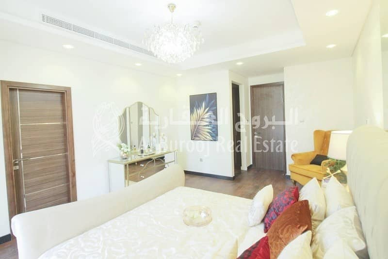 2 Stylish Townhouse in Al Burooj Residence V at Al Furjan