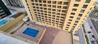 17 Furnished Studio Apt in Lakeside Tower C at IMPZ 2000per month