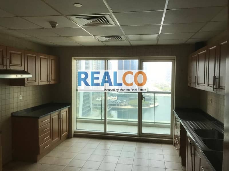 14 Seef 2 Two Bdr + Maid Full Lake View Vacant Soon