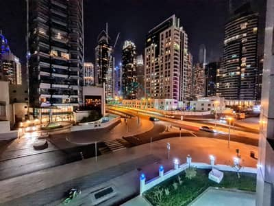 شقة 2 غرفة نوم للايجار في دبي مارينا، دبي - Chill Free   Right Opposite Metro stn   Reserved Parking