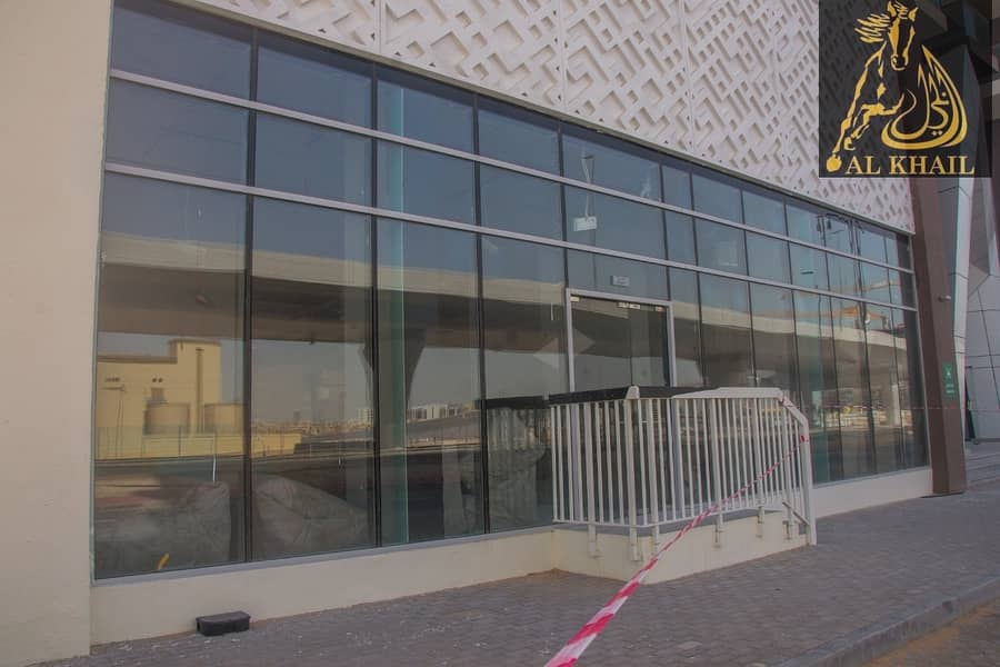 2 RETAIL IN HEALTHCARE CITY DUBAI
