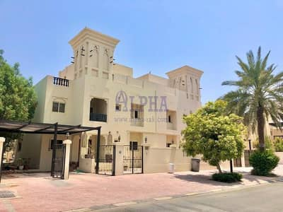 Furnished 4 BR | Luxurious Townhouse