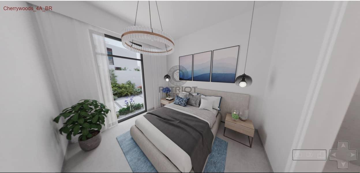 Single Row 3 Single Row ! 3 Bed Room Villa ! 5 Years Post handover Payment