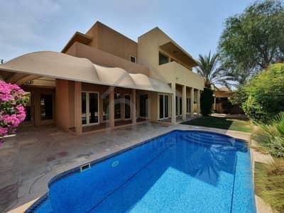 فیلا 5 غرف نوم للايجار في المرابع العربية، دبي - Golf course View   5 bedroom   Vacant