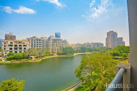 Studio for Sale in The Views, Dubai - Studio | Full Canal View | Fitted Kitchen