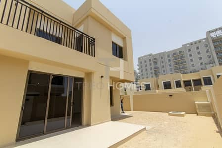 4 Bedroom Townhouse for Rent in Town Square, Dubai - There are only 2 left Call us now to view