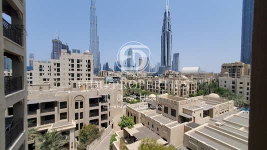 فلیٹ 2 غرفة نوم للبيع في المدينة القديمة، دبي - Unique Apartment In Reehan | Direct Burj View