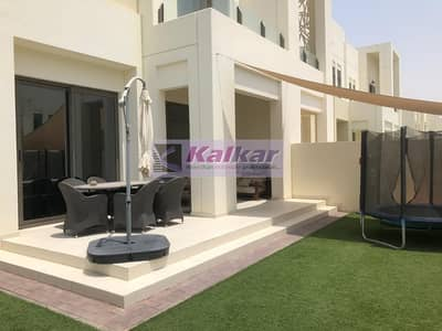 Mira Oasis 2 - Type G(4 B/R + Maids) well maintained villa for rent from 1st of Sep 2020