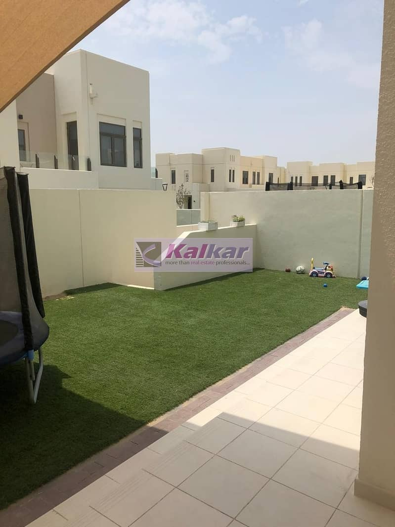 2 Mira Oasis 2 - Type G(4 B/R + Maids) well maintained villa for rent from 1st of Sep 2020