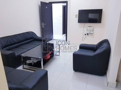2 Bedroom Flat for Rent in Al Nahda, Sharjah - Beautiful Apartment Fully Furnished With Wifi Just In 3.4k