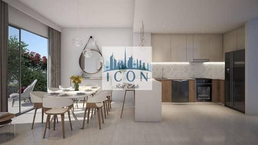 3 Bedroom Villa for Sale in Tilal Al Ghaf, Dubai - Amazing Community | Townhouse Around Lagoon