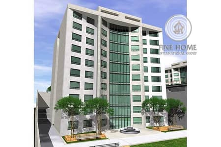 Building for Sale in Mussafah, Abu Dhabi - For Sale Residential Building | on Main Street