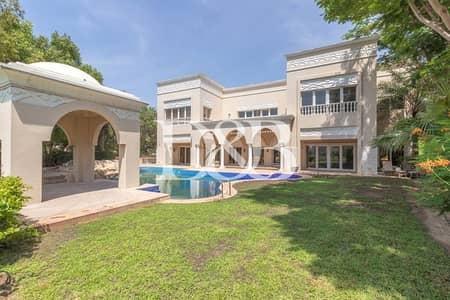 فیلا 7 غرف نوم للبيع في تلال الإمارات، دبي - Double plot - Lake View - Development Opportunity