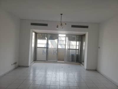 فلیٹ 2 غرفة نوم للايجار في ديرة، دبي - شقة في شارع المكتوم ديرة 2 غرف 60000 درهم - 4734431