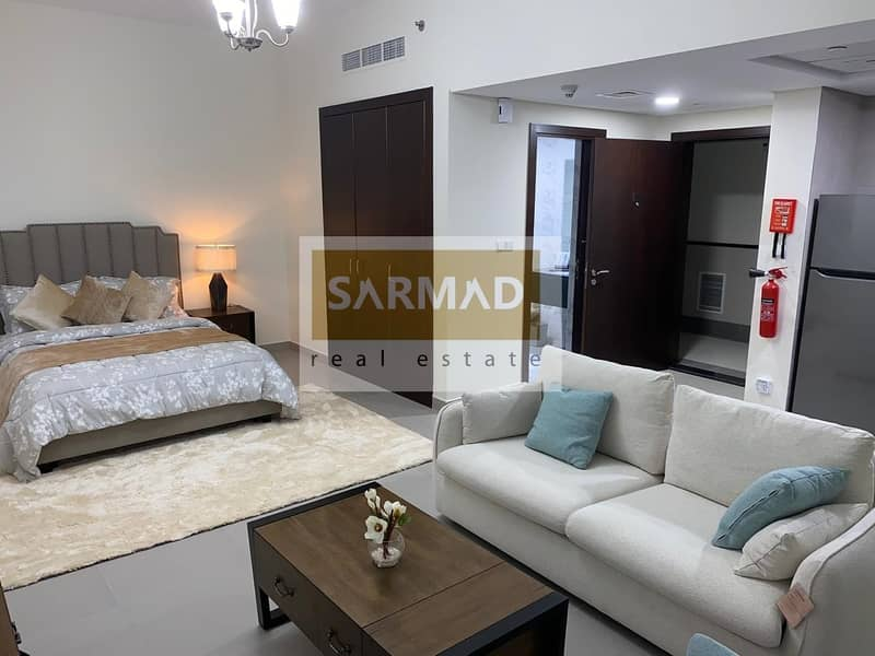 11 Brand New! Unfurnished Spacious Studio